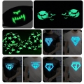Glow In The Dark Heat Transfer Sticker